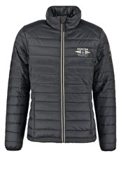 Gaastra Logkbook Light Jacket Schwarz Black