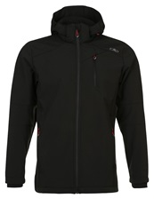 Cmp Soft Shell Jacket Nero Black