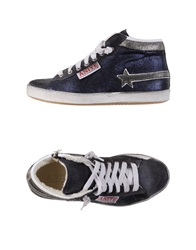 Aniye By High Tops And Trainers Dark Blue