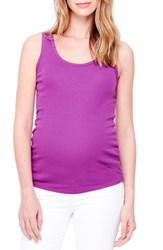 Women's Ingrid And Isabel Scoop Neck Maternity Tank