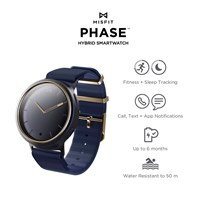 Misfit Mis5006 Activity Tracker Sports Watch Navy