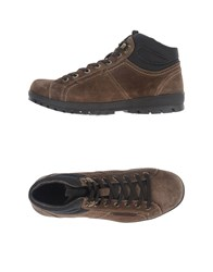 Lumberjack Footwear High Tops And Trainers Men Brown