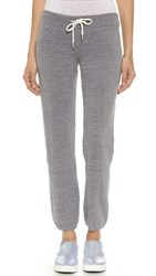 Monrow Vintage Sweatpants Heather Grey