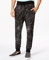 American Rag Palm Print Jogger Pants Only At Macy's
