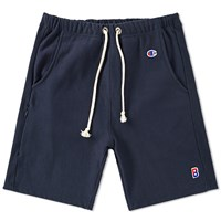 Champion X Beams Rear Logo Short Blue