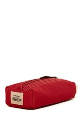 Timberland Canvas With Patch Cord Case Red