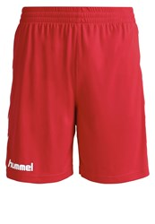Hummel Sports Shorts True Red
