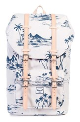 Men's Herschel Supply Co. 'Little America Sun Up' Backpack Ivory