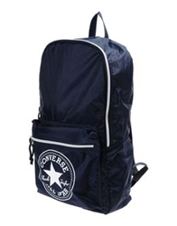 Converse All Star Backpacks And Fanny Packs Dark Blue