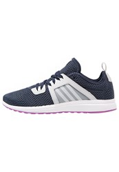 Adidas Performance Durama Cushioned Running Shoes Collegiate Navy White Clear Grey Dark Blue