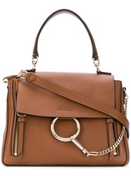 Chloe Medium Faye Day Bag Brown
