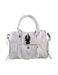 George Gina And Lucy Handbags White