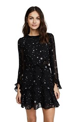 Fame And Partners The Kye Dress Star Print