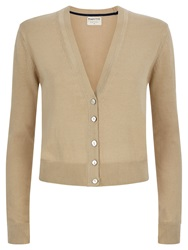People Tree Adela Cardigan Beige