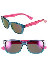 Women's Converse 55Mm Retro Sunglasses