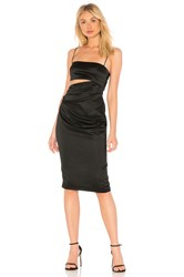 Misha Collection Selina Dress Black