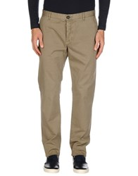 Fred Mello Casual Pants Military Green