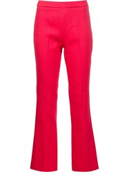 Giambattista Valli Cropped Flared Trousers