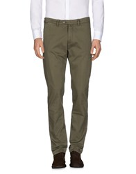 Seventy By Sergio Tegon Casual Pants Military Green