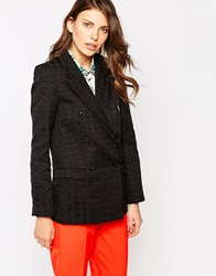 Finders Keepers Lovesick Blazer Black