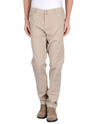 Re.Bell Trousers Casual Trousers Men Beige