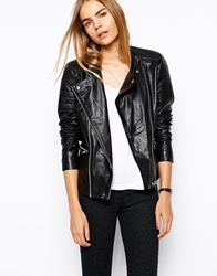 Selected Dannia Leather Jacket