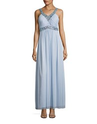 Decode 1.8 Embellished Chiffon Gown