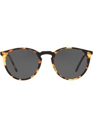 Oliver Peoples O'malley Sun Sunglasses Brown