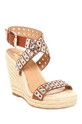 Vc Signature Dacia Wedge Sandal Brown