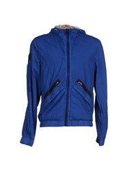 Fred Mello Coats And Jackets Jackets Men Blue