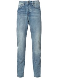 Levi's Made And Crafted Tapered Jeans Blue