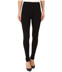 Wolford Viscose Leggings Black Women's Workout