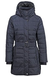 Tom Tailor Cosy Down Coat Blue