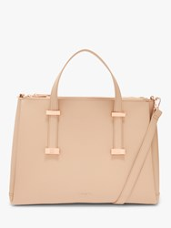 e6d780cc3ece Ted Baker Judyy Large Leather Tote Bag Taupe