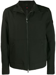 Peuterey Jacket With Logo Tag Black