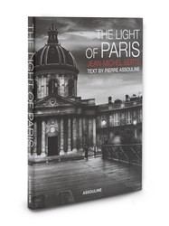Assouline The Light Of Paris Book Grey