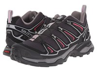 Salomon X Ultra 2 Asphalt Black Hot Pink Women's Shoes