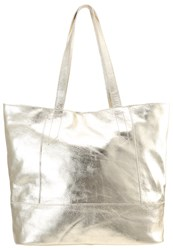 Zign Tote Bag Gold