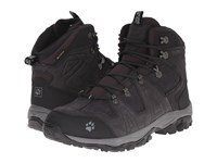 Jack Wolfskin Monto Hike Mid Texapore Phantom Men's Hiking Boots Gray