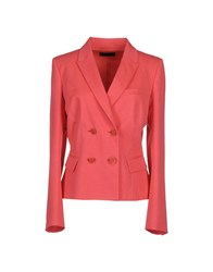 Jo No Fui Suits And Jackets Blazers Women Coral