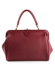 Arts And Science Small Doctor Bag Red