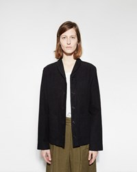 Mhl By Margaret Howell Reinforced Pocket Jacket Black