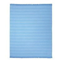 Hugo Boss Wave Beach Towel Blue