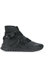 Balmain B Troop High Top Sneakers Black