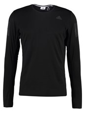 Adidas Performance Long Sleeved Top Black