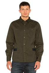 Neuw Military Casing Shirt Army