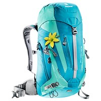 Deuter Act Trail 22L Sl Ladies Hiking Backpack Blue Green