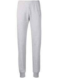 Love Moschino Casual Track Trousers Grey