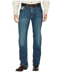 Cinch White Label Rinse Indigo Jeans Blue