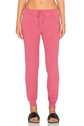 Rvca Always Rite Pant Pink